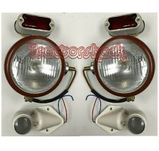 Fordson Power Major Tractor Complete Lamp Set, Tractorshack Special Price