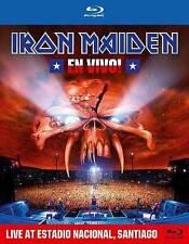 Iron Maiden: En Vivo - Live at Estadio Nacional, Santiago (Blu-ray Disc, 2012)