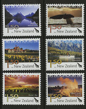 New Zealand   2004   Scott # 1972-1977    Mint Never Hinged Set