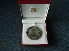 LIVERPOOL V AC MILAN CHAMPIONS LEAGUE MEDAL  2007