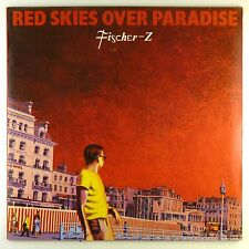 "12"" LP - Fischer-Z - Red Skies Over Paradise - M1070 - washed & cleaned"