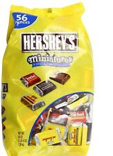 Hershey's Chocolate Miniatures Assortment (56 oz)180 pieces $19.99 FREE SHIPPING