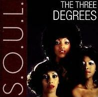 THREE DEGREES : S.O.U.L. (CD) sealed