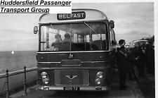 Photograph BUS PICTURES Ulsterbus 1220TZ Blackpool