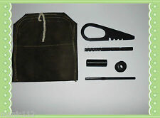 Mosin Nagant 91/30 M44 M38 Rifle 6 Piece Cleaning Kit w/Pouch New in Sealed Pack