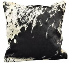WESTERN NATURAL HAIR-ON COWHIDE CUSHION COVER KC-1732
