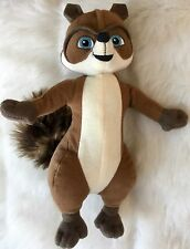 Over The Hedge RJ Stuffed Animal Plush Wild Planet