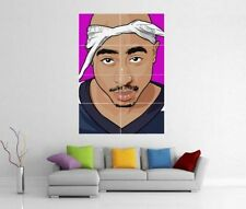 2PAC TUPAC POP ART SHAKUR LEGACY FINAL 24 ALL EYEZ ON ME GIANT WALL PRINT POSTER