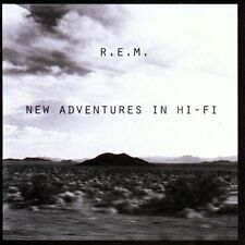 R.E.M. - New Adventures in Hi-Fi (1996) - Free UK Shipping