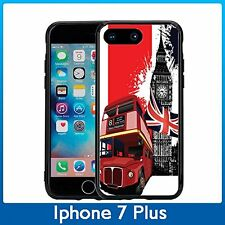 London Tour Bus For Iphone 7 Plus (5.5) Case Cover By Atomic Market