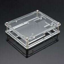 Transparent Acrylic Shell Box For Arduino UNO R3 Module Board