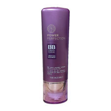 THE FACE SHOP Power Perfection BB Cream 40g # V201 Apricot Beige Free gifts