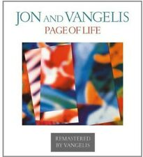 Jon & Vangelis - Page of Life: Remastered Edition [New CD] UK - Import