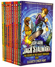 Secret Agent Jack Stalwart 10 Books Collection Set Mystery of Monalisa France