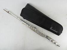 Gemeinhardt 3OSHB Flute J1 Headjoint, Offset G, B Foot with Case [R22943]