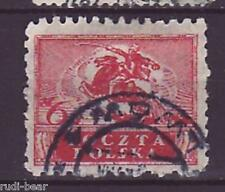 Polen Nr.  115 z I  gest.  Freimarke Polnischer Ulan zu Pferde      -2