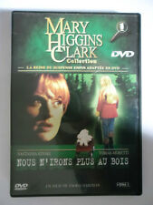 NOUS N'IRONS PLUS AU BOIS - DVD - MARY HIGGINS CLARK COLLECTION