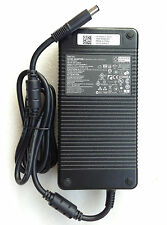 Original OEM Dell Alienware M18X R3 i7-4930MX 330W AC Power Adapter Charger/Cord