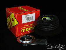 MOMO STEERING WHEEL HUB ADAPTER BLACK FOR BMW E36
