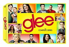 """Glee The Complete Series  Season 1-6  34-DISC DVD SET BRAND NEW"
