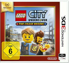 Nintendo 3 DS Spiel: LEGO City Undercover 3DS SELECTS The Chase Begins NEU PAL