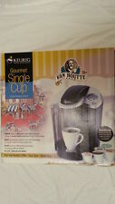 Keurig VAN HOUTTE GOURMET Single Cup Home Brewing System Coffee Maker Model B40