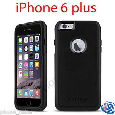 New OEM Otterbox Commuter Series Black Case for Apple iPhone 6+ Plus/6S Plus