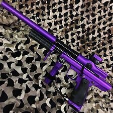 NEW Empire Sniper Autococker Tournament Pump Paintball Gun Marker - Purple/Black