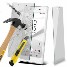 Genuine Ultra Thin Tempered Glass Screen Protector for Sony Xperia Z5 Compact