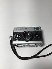 Rolliei 35s 35 SVintage Camera Analog 35mm Compact Silver Sonnar 2.8/40mm Lens