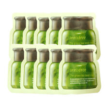 Innisfree Sample Green Tea Seed Cream x 10pcs All Skin Types Face