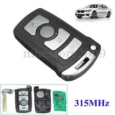 4 Button Remote Key Fob 315MHz ID7944 For BMW 7 Series E65 E66 E38 E39 CAS1 NEW