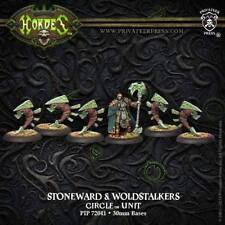 Hordes: Circle Orboros Druid Stoneward and Woldstalkers Unit PIP 72041