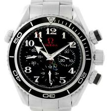 Omega Seamaster Planet Ocean Olympic Watch 222.30.38.50.01.003 Unworn