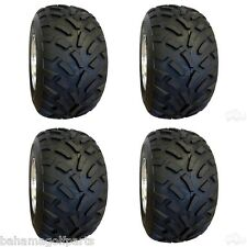 (4) RHOX RXAL 18x8-8 4 Ply Club Car EZGO Yamaha Golf Cart Tire