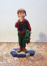 Dept 56 All Through The House Christopher Tasting Cookies #93106-B NIB (Pi7)