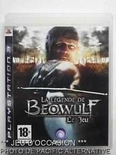OCCASION: Jeu LA LEGENDE DE BEOWULF LE JEU PS3 playstation 3 sony francais