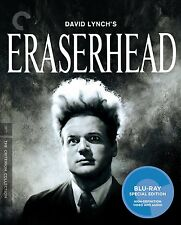CRITERION COLLECTION: ERASERHEAD - BLU RAY - Region A - Sealed