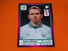 354 WHELAN STOKE CITY REPUBLIC OF IRELAND EIRE  FOOTBALL PANINI UEFA EURO 2012