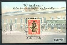 MALTA 2011 Block Briefmarke Senat **