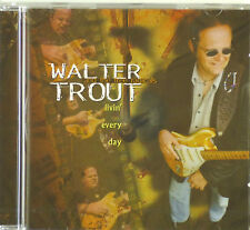 CD - Walter Trout And The Free Radicals - Livin' Every Day - #A2866 - Neu