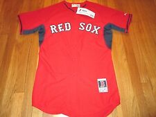 MAJESTIC MLB AUTHENTIC BOSTON RED SOX COOL BASE SPRING TRAINING JERSEY SIZE 40