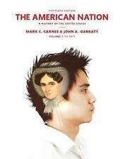 The American Nation by Mark C. Carnes and John A. Garraty (2015, Paperback)