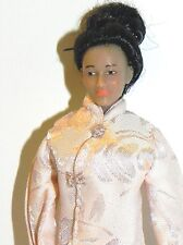 Dollhouse Miniature Doll Mother Oriental Vinyl SD0058 1:12 Scale