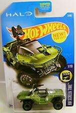 UNSC WARTHOG MILITARY HALO XBOX 1/10 HOT WHEELS DIECAST 2017