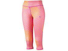 Puma Women's Graphic 3/4 Tights training / running pants Size UK 10