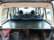 CITROEN BERLINGO/PEUGEOT PARTNER REAR PARCEL SHELF TEMPLATE CACHE-BAGAGES.