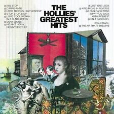 The Hollies' Greatest Hits [Remaster] by The Hollies (CD, Mar-2002, Epic (USA))