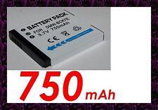 """★★★ """"750mA"""" BATTERIE Type DMW-BCK7 / BCK7E ★★★ Pour PANASONIC DMC-FP7P"""