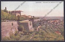 BERGAMO CITTÀ 171 BASATIONI S. GRATA Cartolina